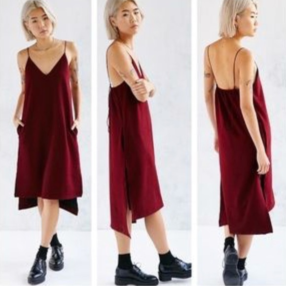 ae27cb90edeb Urban outfitters Martel cozy slip dress. M_5b52b753dcf8556377bbf149